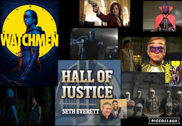 Hall of Justice Watchmen