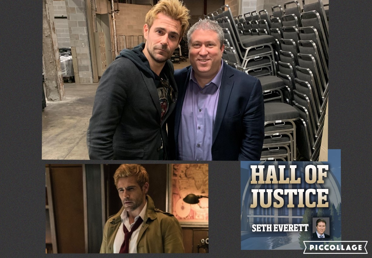 Hall of Justice Matt Ryan