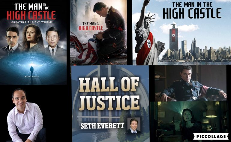 Hall of Justice Man in the high castle