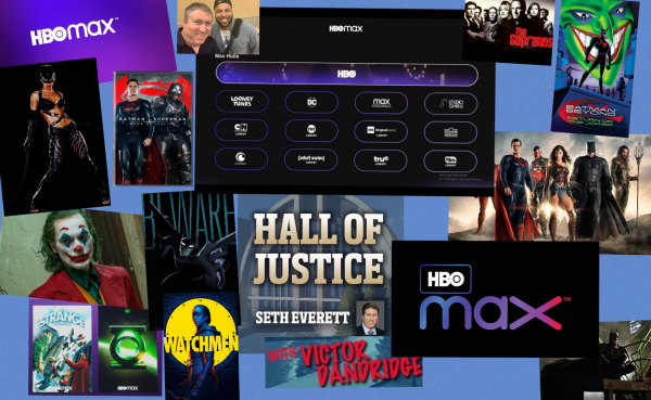 hall of justice hbo max